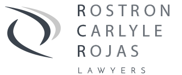 Rostron Carlyle Rojas Lawyers